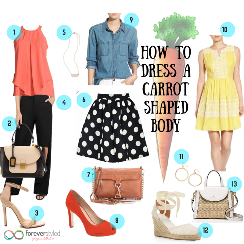Carrot Body Type-4