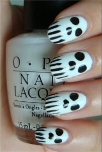 skull-nails-nail-art-tutorial-swatches