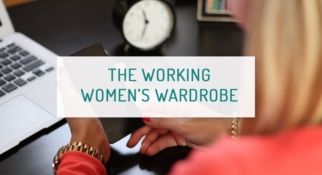 Working Women's Wardrobe