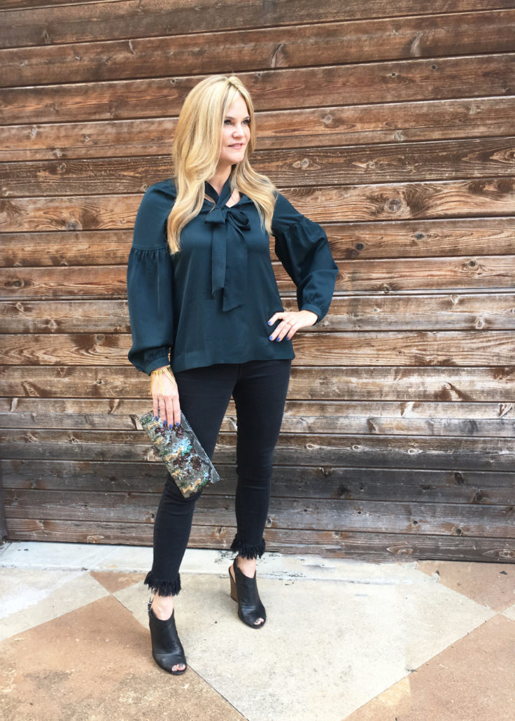 holiday outfitting one